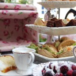 Let's Make a Memory…Over Tea! by Cindy Rushton