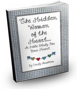 Hidden Woman of the Heart Bible Study