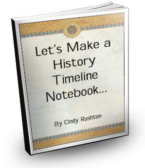 Let's Make a History Timeline Notebook