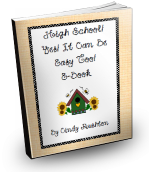 High School! Yes! It CAN Be Easy Too!