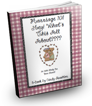 Marriage 101: Hey! What's This All About??? Bible Study Ebook
