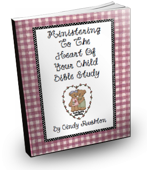 Ministering to the Heart of Your Child Companion Bible Study eBook