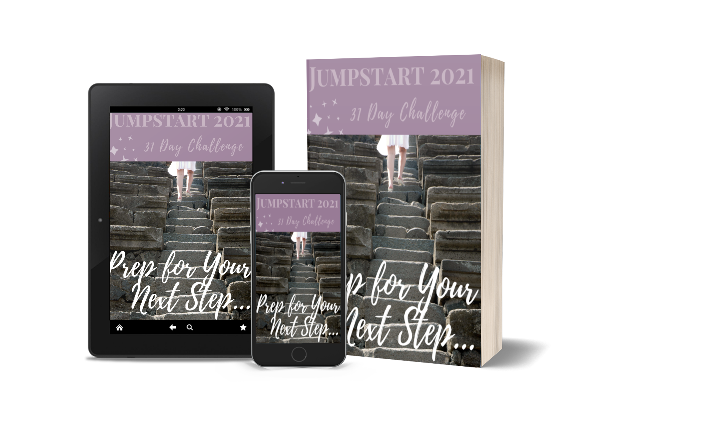 Jumpstart 2021 31 Day Challenge